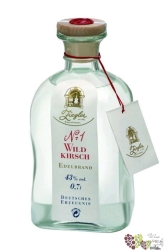 "Wildkirsch no.1 "" Eau de Vie "" fruits brandy by German distilleria Ziegler 43% vol.    0.35 l"