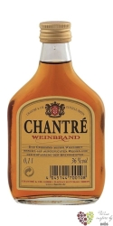 Chantre premium German wine brandy 36% vol.     0.10 l