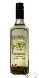 "Červovice "" Tequila flavor worm spirits "" Czech spirits by L´or special drinks 38% vol.    0.70 l"