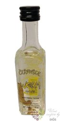 "Červovice "" Tequila flavor worm spirits "" Czech spirits by L´or special drinks 38% vol.    0.05 l"