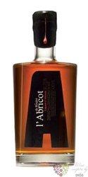 """Domaine Roulot """" l´Abricot """" French apricot liqueur 21% vol.   0.50 l"""