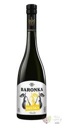 "Baron Hildprandt ""  Baronka Hruška""  edition Bohemian pear brandy 30% vol. 0.70l"