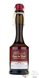 "Chateau du Breuil "" Coeur du Breuil vieilles prune "" aged French fruiits brandy41% vol.   0.70 l"