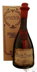 "Jos.Nusbaumer "" Vieille Prune "" French artisanal plum brandy 42% vol.  0.70 l"