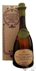 "Jos.Nusbaumer "" Poire Williams rouge "" French artisanal pear brandy 43% vol.  0.70 l"