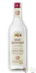 "Specht "" Wald Himbeergeist "" German fruits brandy 40% vol.  1.00 l"