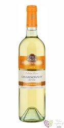 """Chardonnay """"Cellarium Bisencii"""" jakostní víno Zámecké vinařství Bzenec    0.75 l"""