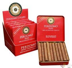 """Perdomo mini Cigarillos """" Sun Grown """" Nicaraguan cigars"""