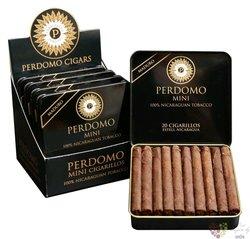 "Perdomo mini Cigarillos "" Maduro "" Nicaraguan cigars"