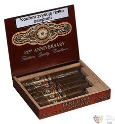 """Perdomo 20th Anniversary """" Sun Grown 6PK Sampler (6ks) """" Nicaraguan cigars"""