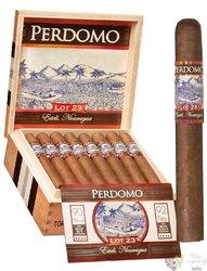 "Perdomo Lot 23 "" Robusto Natural "" Nicaraguan cigars"