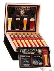 "Perdomo Craft Series "" Robusto Pilsner Connecticut "" Nicaraguan cigars"
