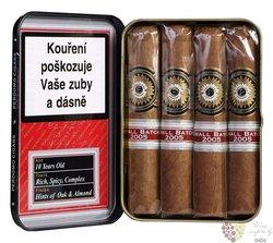 """Perdomo Reserve Small batch Half """" Corona Sun Grown TIN (4ks) """" Nicaraguan cigars"""