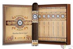 """Perdomo Nicaragua Bourbon Barrel Aged """" Epicure Maduro Gift Set """" Nicaraguan cigars"""
