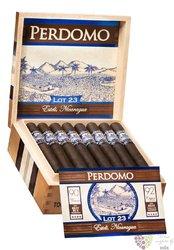 """Perdomo Lot 23 """" Toro Maduro """" Nicaraguan cigars"""