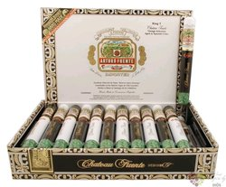 "Arturo Fuente Chateau "" Fuente King T "" Dominican cigars"