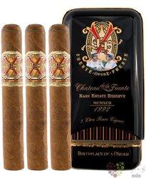 """Arturo Fuente Opus X """" Robusto """" Dominican republic cigars Set  3x1ks"""