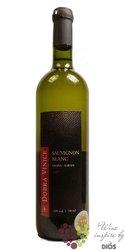 """Sauvignon blanc """" Oxana Karafa """" 2007 moravské víno z vinařství Dobrá Vinice0.75 l"""