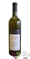 """Cuvée Natura """" Holánek Nejedlík """" 2004 moravské víno z vinařství Dobrá Vinice 0.75 l"""