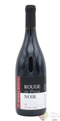 """Rouge de Pinot Noir """" Prémium Kvevri """" 2016 vinařství Dobrá Vinice  0.75 l"""