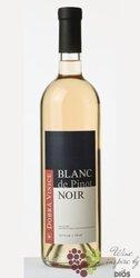 Blanc de Pinot Noir 2009 moravské víno z vinařství Dobrá Vinice    0.75 l