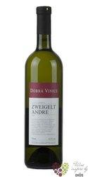 """Cuvée Natura """" Andrea """" 2009 moravské víno z vinařství Dobrá Vinice    0.75 l"""