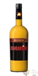 "Roner "" Bombardino "" Italian Sudtirol - Alto Adige egg liqueur 18% vol.  1.00 l"