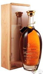 "Albert de Montaubert 1980 "" Millesime XO imperial selection "" Cognac Aoc 45% vol.  0.70 l"