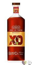 "Jean de Clairac "" XO no.2 "" unique blend of French brandy 40% vol.  1.00 l"