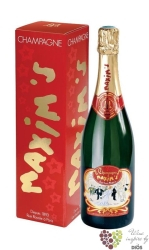 Maxim´s de Paris blanc Brut gift box Champagne AOC    0.75 l