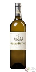 "Bordeaux blanc "" Grand Bateau "" Aoc 2014 Chateau Beychevelle  0.75 l"