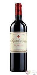 Hospitalet de Gazin 2011 Pomerol second wine of Chateau Gazin    0.75 l