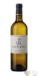 """Bordeaux blanc """" R de Rieussec """" Aoc 2009 by Rothschild Lafite    0.75 l"""