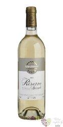 """Bordeaux blanc """" Réserve Spéciale """" Aoc 2014 domaines Barons de Rothschild Lafite   0.75 l"""