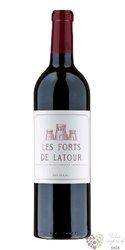 les Forts de Latour 2010 Pauillac second wine of Chateau Latour   0.75 l