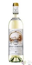 Chateau Carbonnieux blanc 2018 Graves Grand Cru classé Famille Perrin  0.75 l