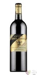 Chateau Latour Martillac rouge 1996 Graves Grand cru classé de Pessac Leognan0.75 l