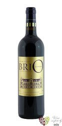 Brio de Cantenac Brown 2012 Margaux second wine of Chateau Cantenac Brown    0.75 l