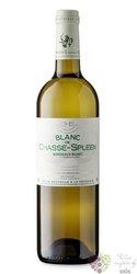 Blanc de Chasse Spleen 2016 Moulis en Médoc Bordeaux Aoc  0.75 l