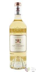 Chateau Pape Clement blanc 2001 Grand Cru Clasée de Graves  0.75 l