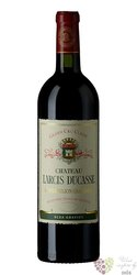 Chateau Larcis Ducasse 2016 Saint Emilion Grand Cru classé  0.75 l