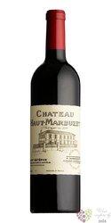 Chateau Haut Marbuzet 2000 Saint Estephe Cru bourgeois  0.75 l