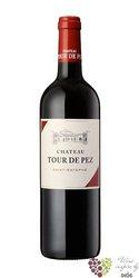 Chateau Tour de Pez 2014 Saint Estephe Cru bourgeois Supérieur    0.75 l