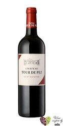Chateau Tour de Pez 2007 Saint Estephe cru bourgeois supérieur    0.75 l