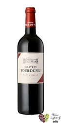 Chateau Tour de Pez 2011 Saint Estephe cru bourgeois supérieur    0.75 l