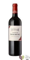 Chateau Tour de Pez 2013 Saint Estephe cru bourgeois supérieur    0.75 l