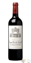 Chateau Leoville las Cases 1990 Saint Julien 2éme Grand Cru Classé en 1855  0.75 l