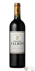 Chateau Talbot 2015 Saint Julien 4ér Grand cru Classé en 1855  0.75 l