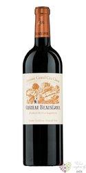 Chateau Beausejour Duffau Lagarosse 2016 Saint Emilion 1er Grand cru classé  0.75 l
