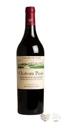 Chateau Pavie 1986 Saint Emilion 1er Grand cru classé A      0.75 l